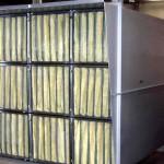 Filter-Schalldämpfer-Einheit