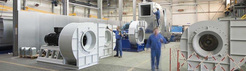VENTAPP GmbH - Radialventilatoren als branchenübergreifende Systemlösungen