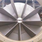 open impeller wheel